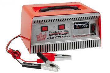 Cargador de batería 12V-9/6,5Ah