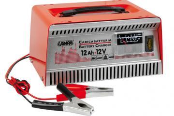Cargador de batería 12V-12Ah electrónico