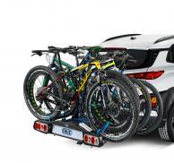 Portabicicletas para bola de remolque Cruz Pivot 4 bicicletas