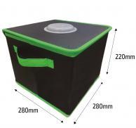Caja esterilizadora de desinfección por Ozono