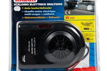 Calefactor Auto 12V