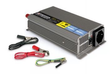 Transformador 12 a 220V  1000/2000W
