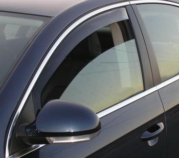 Deflectores de ventanilla Climair Audi A4 sin marco cromado  (2008-2015 )