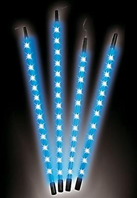 Kit de iluminación de LEDs azul para bajos