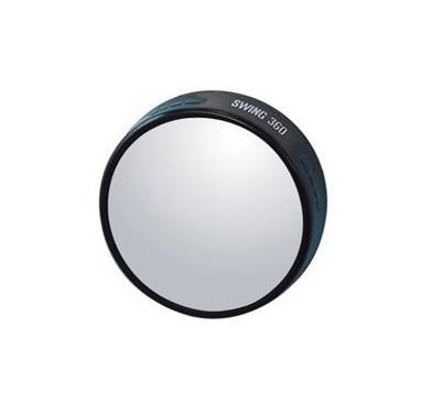 Mini-espejo espía convexo 50mm Ø para coche