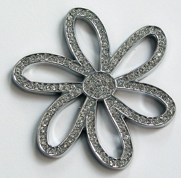 "Adhesivo relieve Diamond ""Margarita"""