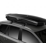 Cofre de techo THULE Motion XT Alpine negro brillante