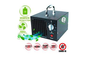 Generador de Ozono portátil 5000 mg/hora-65 W