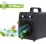 Generador de ozono portátil 10000 mg/hora