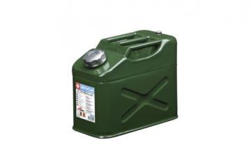 Bidón metálico 10 litros En acero galvanizado