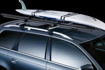 Thule Portatablas de Windsurf 833 ( para barras redondas o aerodinámicas)