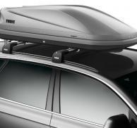 Cofre de techo THULE Touring M gris titanio mate