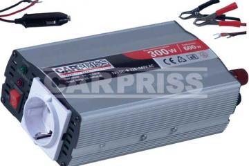 Transformador 12 a 220V  300/600W