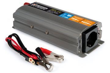Transformador 12 a 220V  700/1400W