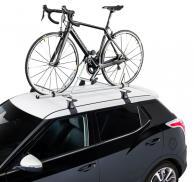 Portabicicletas de techo CRUZ Alu-Bike en aluminio
