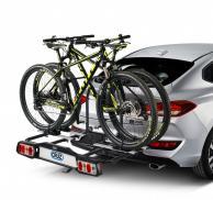 Portabicicletas Cruz Rear Cargo + adaptadores 2 bicicletas