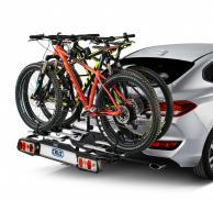 Portabicicletas Cruz Rear Cargo + adaptadores 3 bicicletas