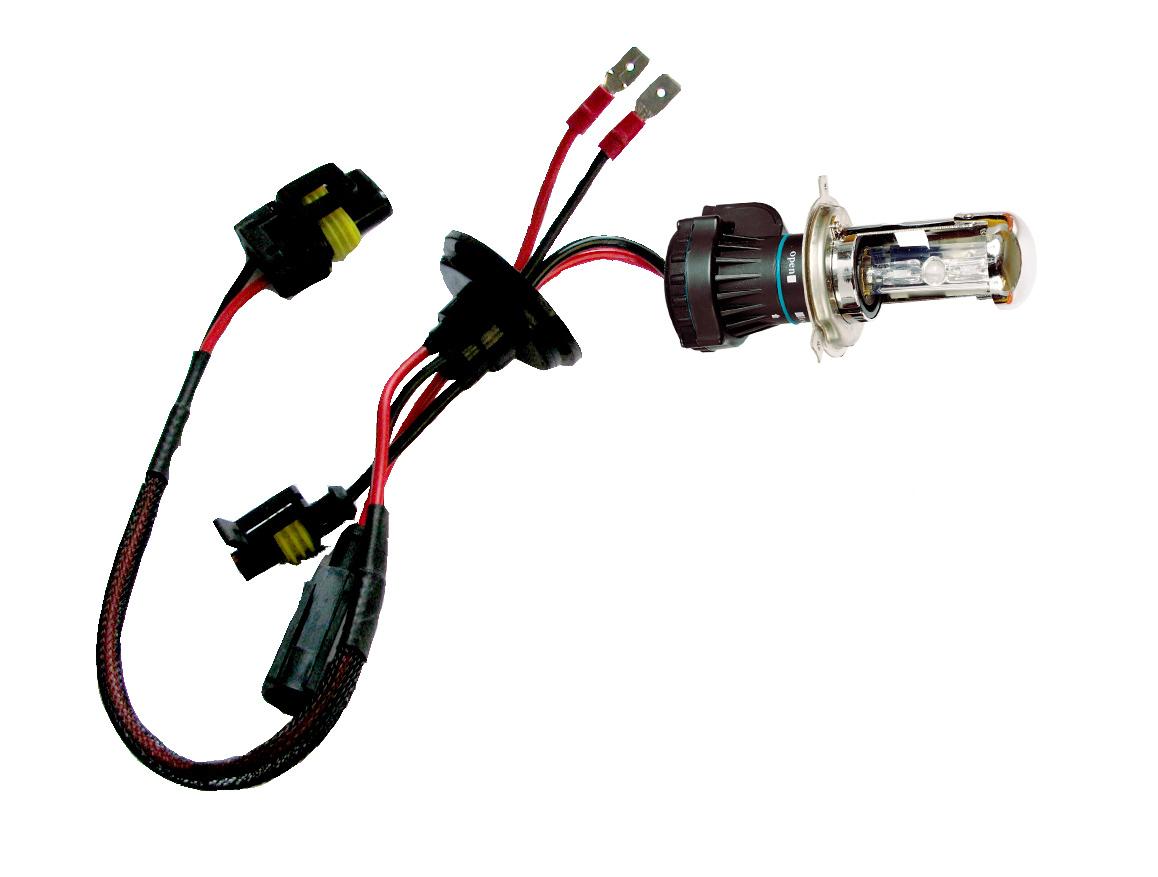 Lámpara bi-Xenon 12V 35W H-4